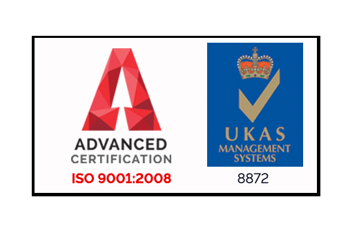 updated logo - ISO9001 colour copy