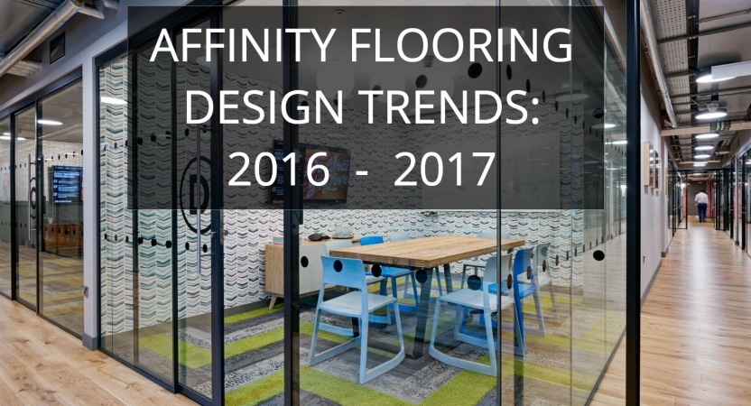 Flooring Trends 2016-2017: Cutting Edge Designs