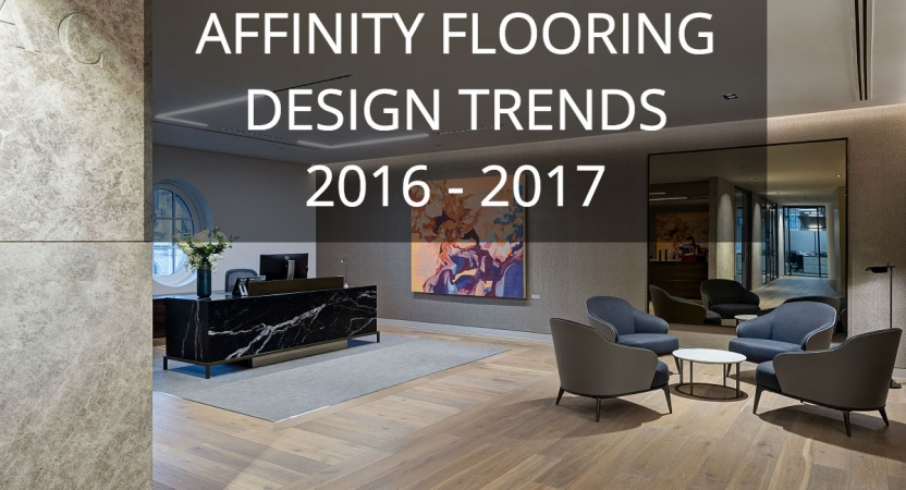Flooring Design Concepts 2016-2017: Off the Walls