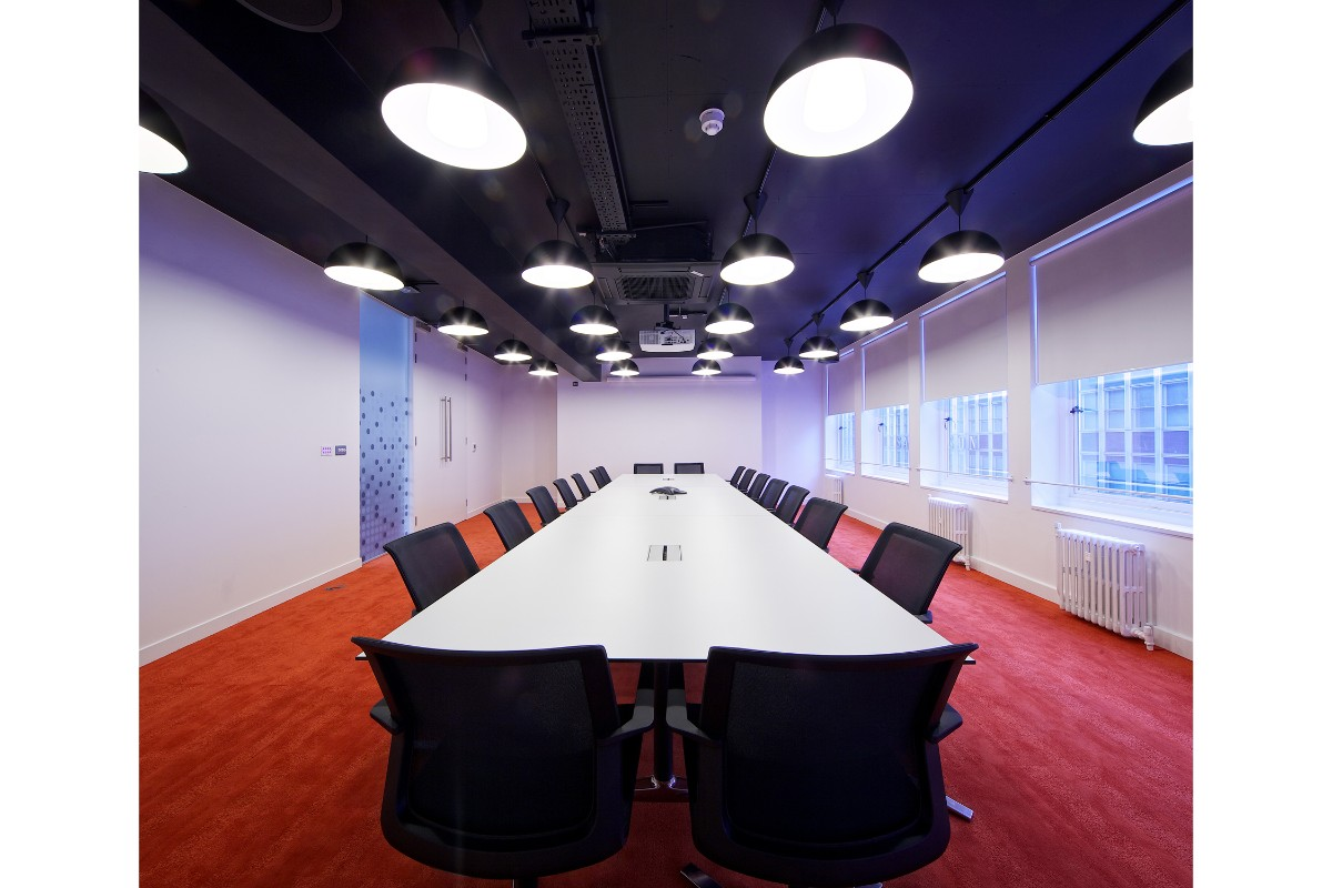 Millenial Media - Desso - Meeting Room